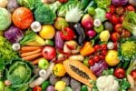 colorful fruits and vegetables for weight loss