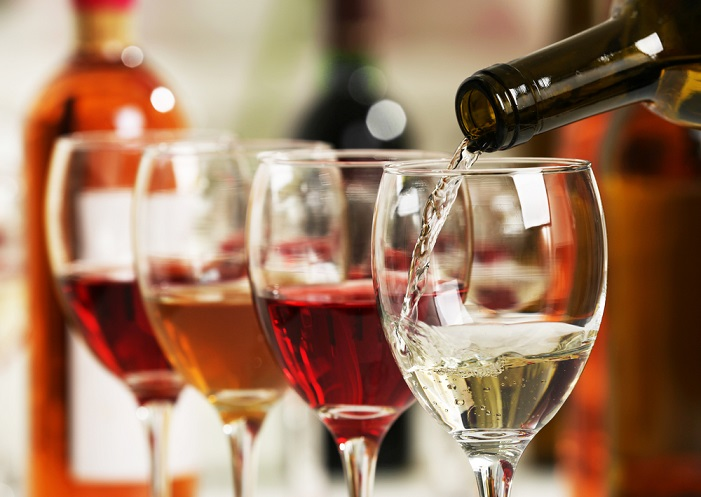 Varieties of Wine and Weight Loss Effects