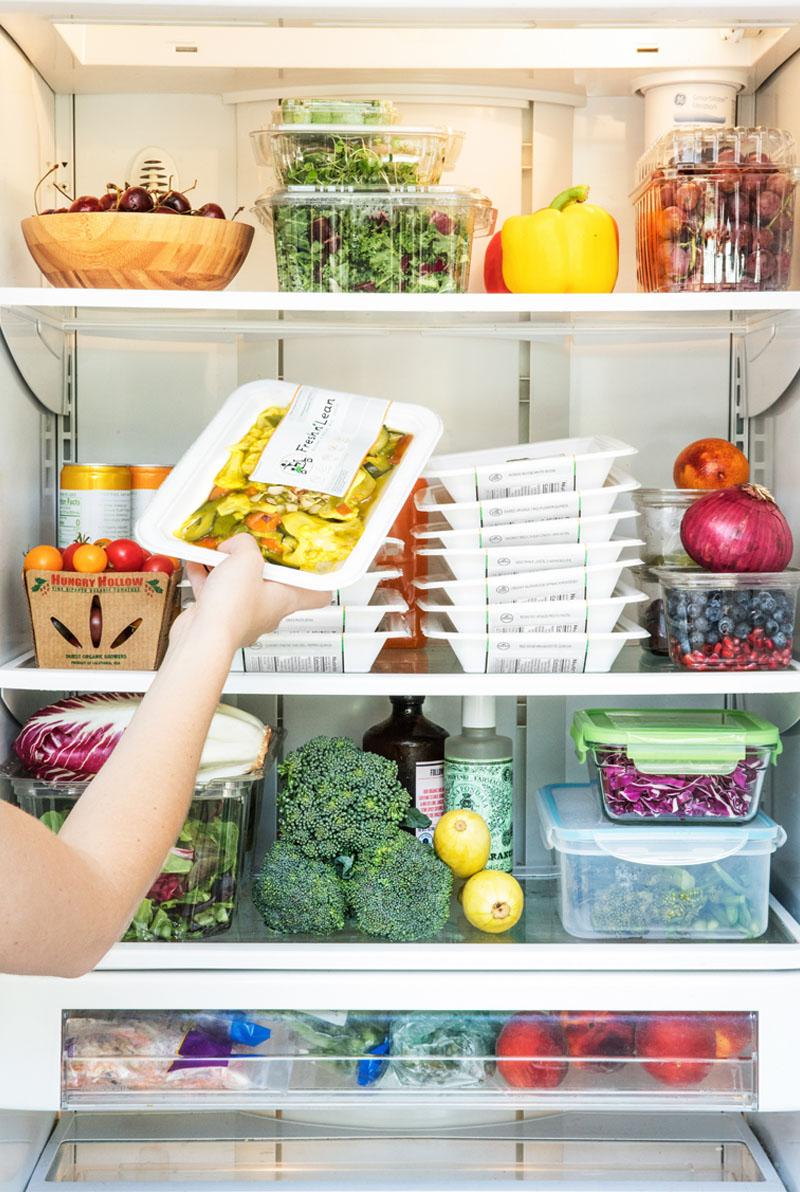 Prepared Healthy Meals