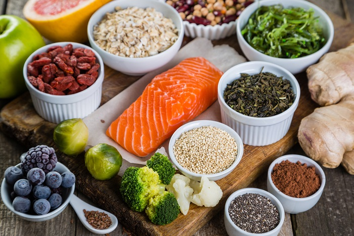 Nutrient Dense Foods Used by Super Athletes