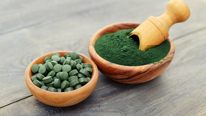 Chlorella Natural Vegan B12 Source