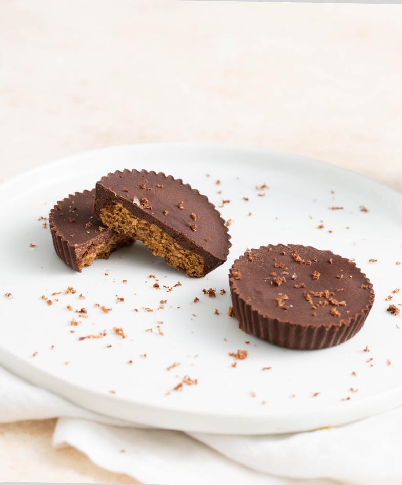Vegan chocolate snack