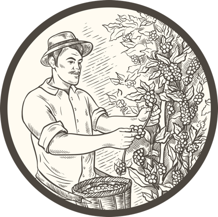 Icon of farmer