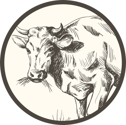 Icon of Cow