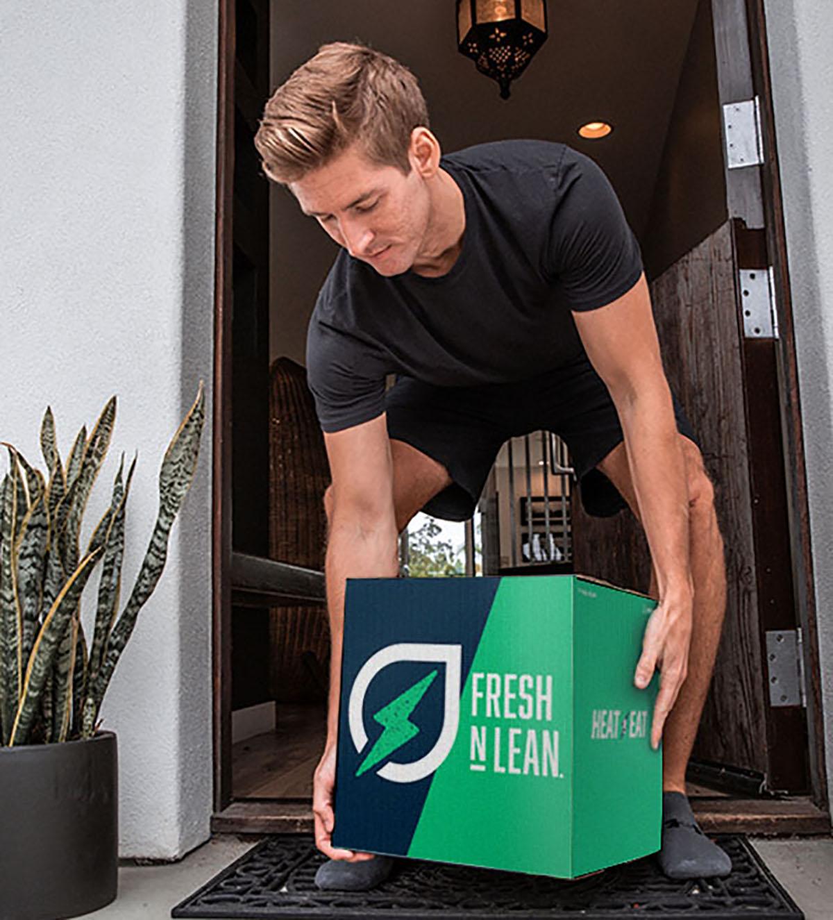 Fresh n Lean meal box