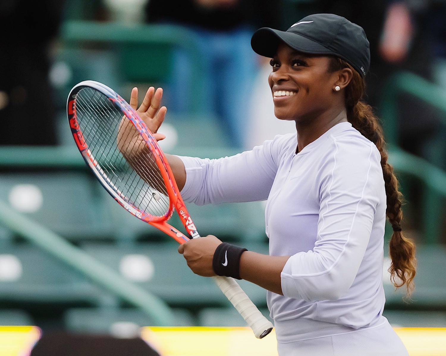 Tennis Icon Sloane Stephens Has a Drive for Success