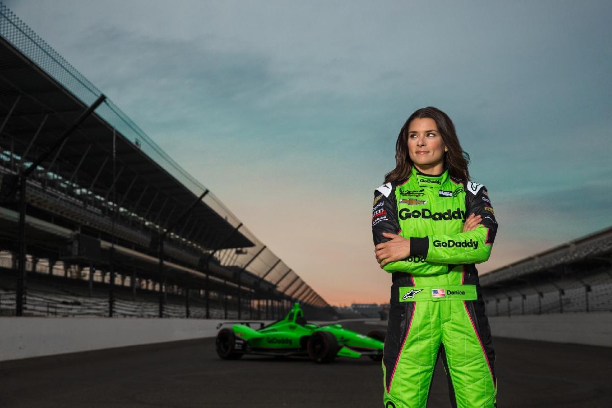 Racing Legend Danica Patrick Puts Body and Mind in Gear
